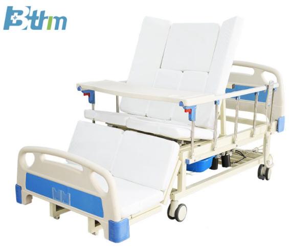 Electric Nursing Hospital Bed