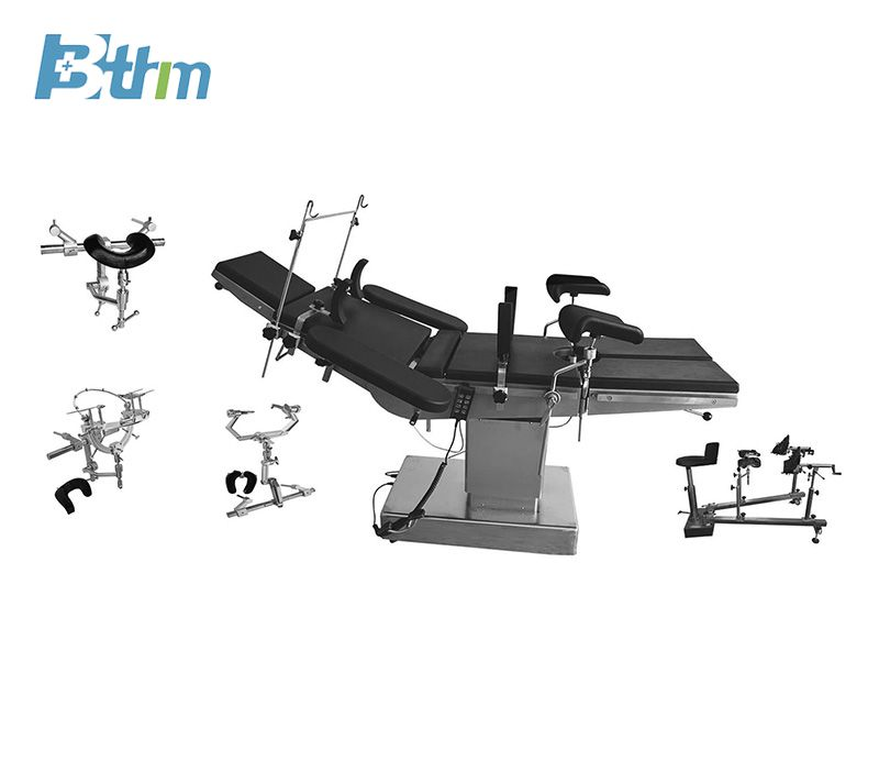 Multifunctional electric comprehensive operating table (four electric)