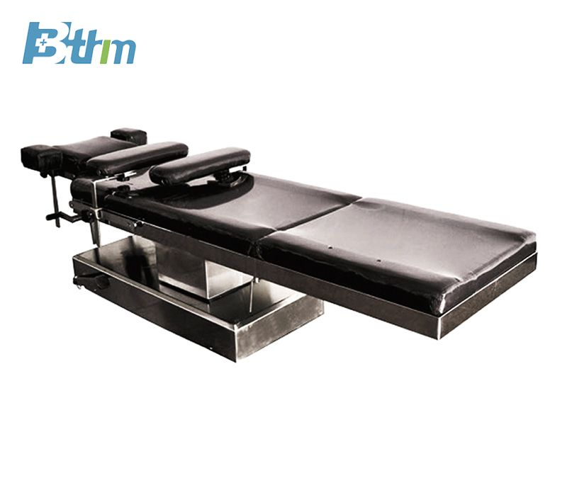 Electric ophthalmic operating table