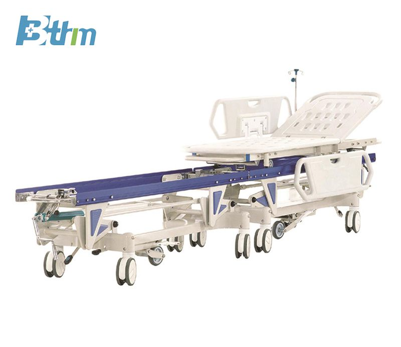Patient Transfer Trolley - Surgical Exchange Cart