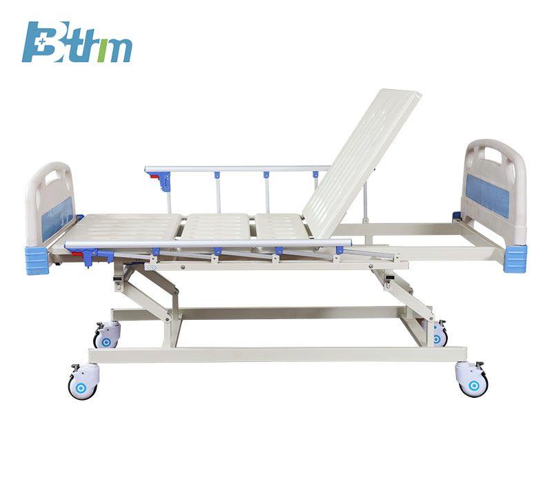 Manual Three Functions Medical Bed