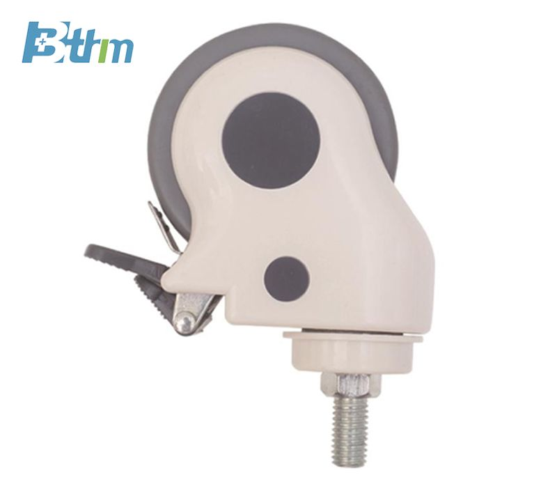 Plastic Covered Caster