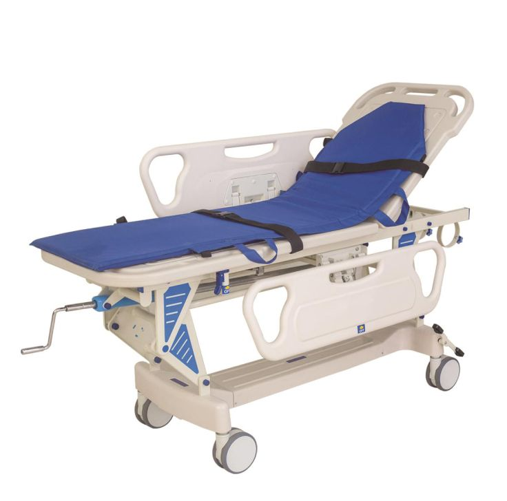 Patient Transfer Trolley - Luxury lift cart