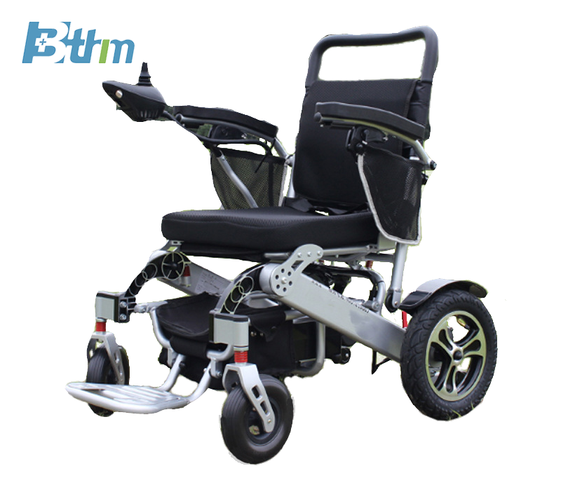 Manual and Electric Integrated Wheelchair
