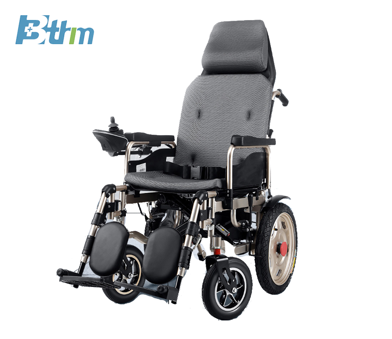Manual and Electric Integrated Wheelchair Company